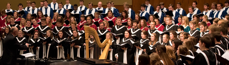 Choirs in Chapel