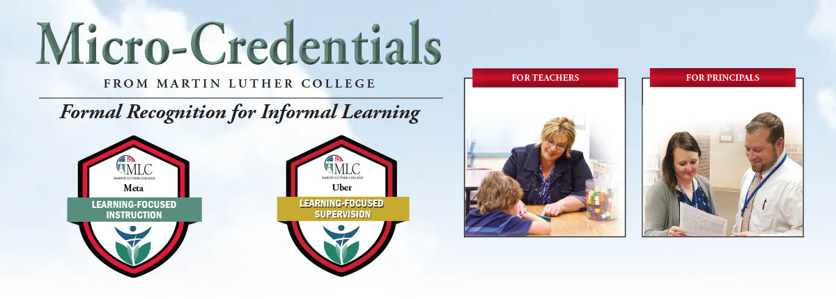 Continuing Education – Martin Luther College