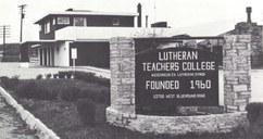 Milwaukee Lutheran Teachers College