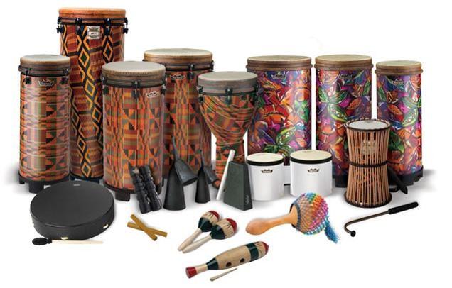 world-drumming